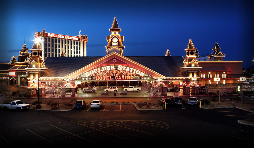Boulder Station Old School Vegas Package