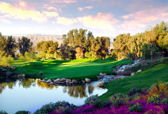 Indian Wells Golf Resort - Celebrity Course 5