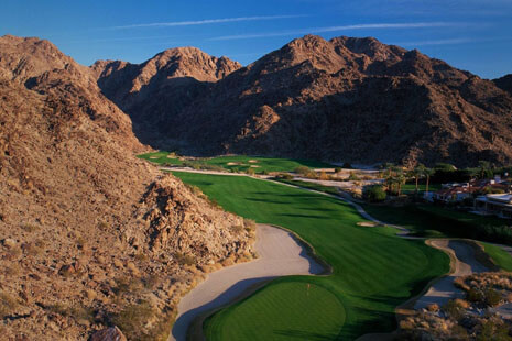 PGA WEST Pete Dye Mountain Course