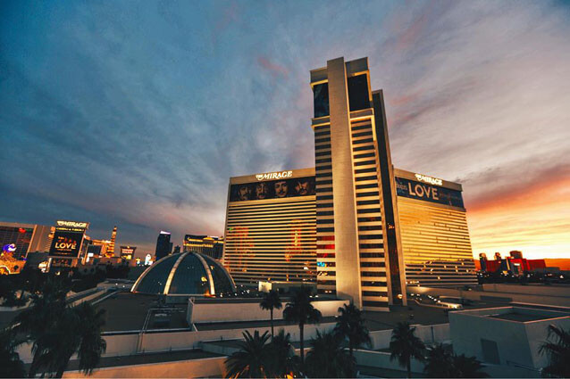 MGM The Mirage Hotel & Casino