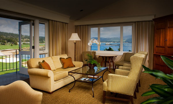 Pebble Beach Resort - Lodge at Pebble Beach 7