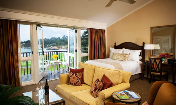 Pebble Beach Resort - Lodge at Pebble Beach 9