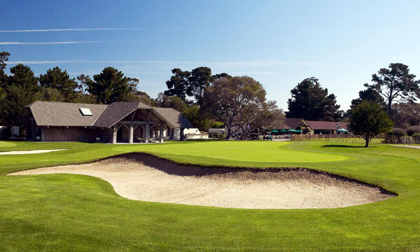 Play Pebble Beach Links 2 nights and 2 rounds.