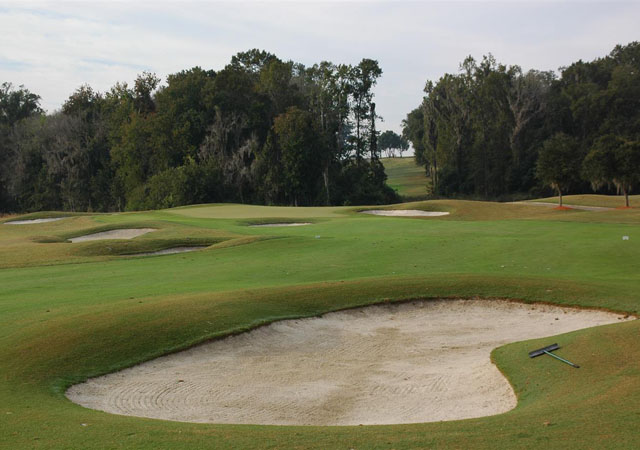 Lake Jovita Golf & Country Club - South Course 8