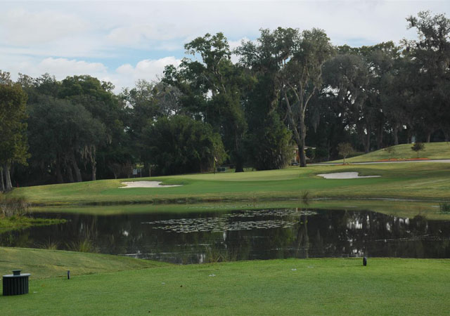 Lake Jovita Golf & Country Club - South Course 9