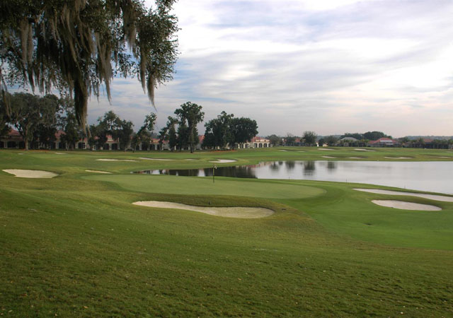 Lake Jovita Golf & Country Club - South Course 10