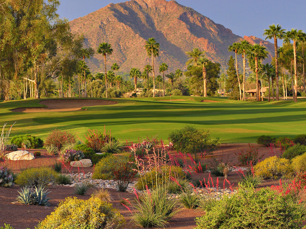 McCormick Ranch Golf Club - Palm Course 5