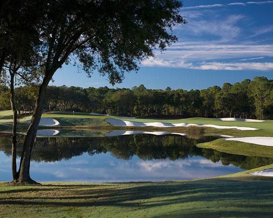 Tranquilo Golf Club 4