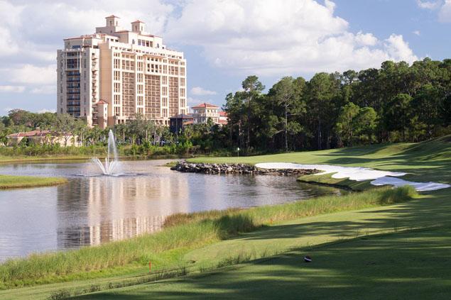 Tranquilo Golf Club 8