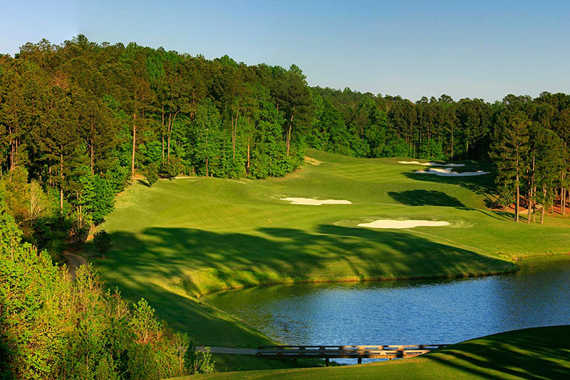 Play the Amazing Cambrian Ridge Course