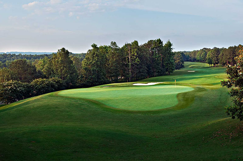 Oxmoor Valley - Ridge Course