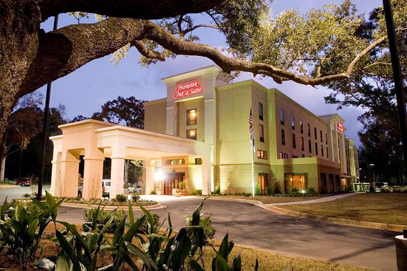 Hampton Inn & Suites Providence Park