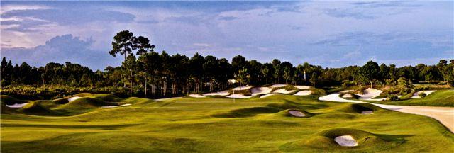 PGA Golf Club - Dye Course