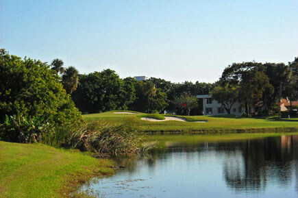 Palm Aire - Oaks Course
