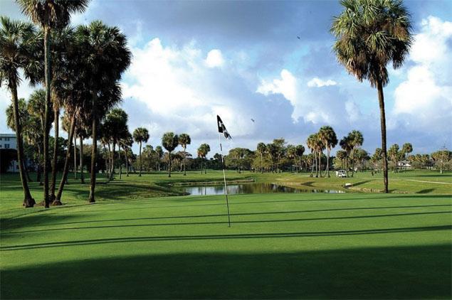 Palm Aire - Palms Course 12