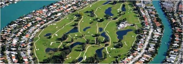 Normandy Shores Golf Club 8
