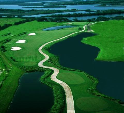 Waterlefe Golf & River Club 18