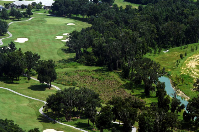 Lake Jovita Golf & Country Club - North Course 4