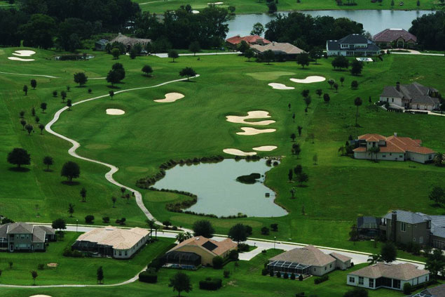 Lake Jovita Golf & Country Club - North Course 5