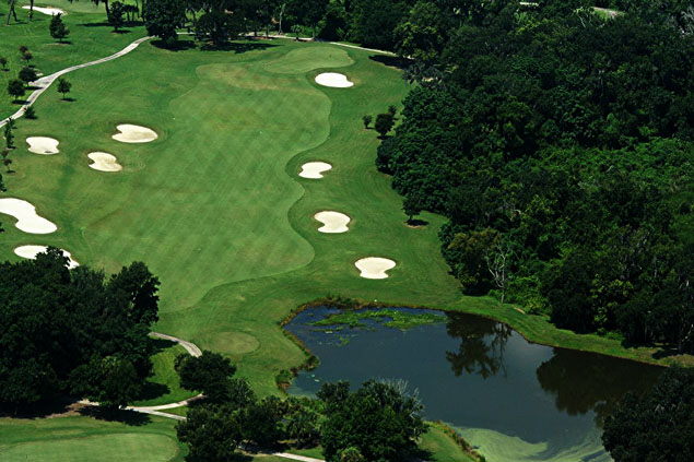 Lake Jovita Golf & Country Club - North Course 8
