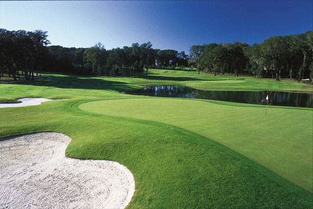 Lake Jovita Golf & Country Club - North Course 11