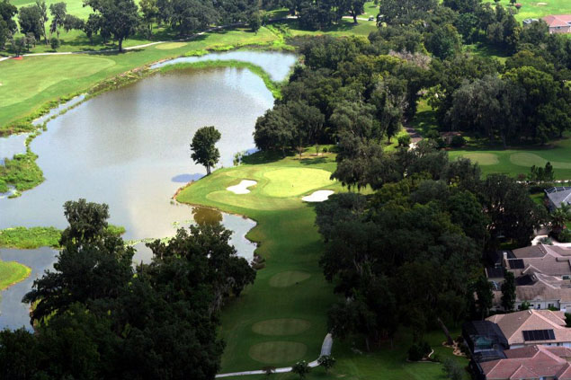 Lake Jovita Golf & Country Club - North Course 12
