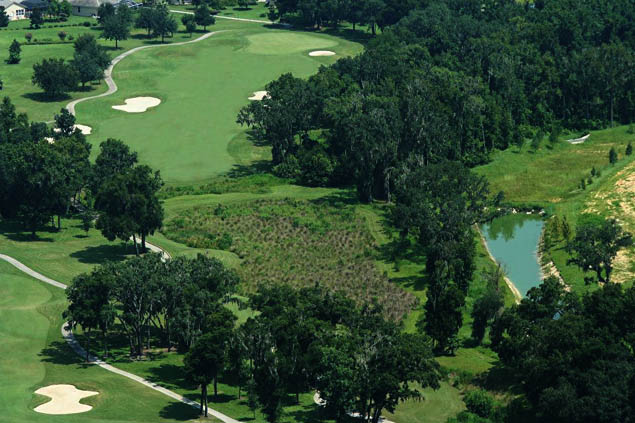 Lake Jovita Golf & Country Club - North Course 13