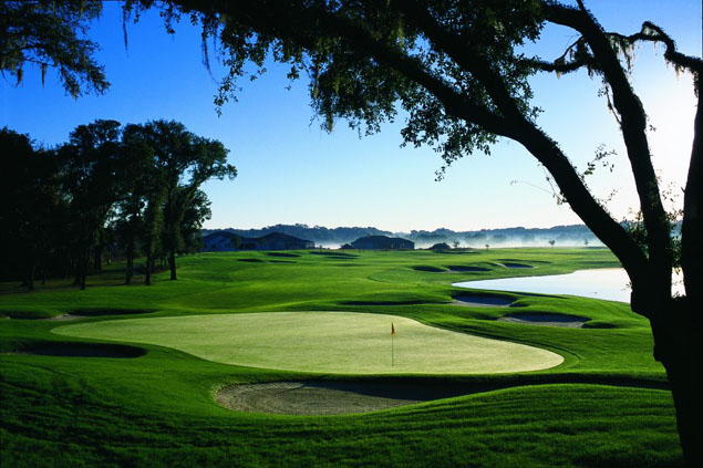 Lake Jovita Golf & Country Club - North Course 19
