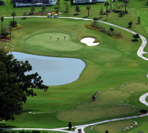 Lake Jovita Golf & Country Club - North Course 22