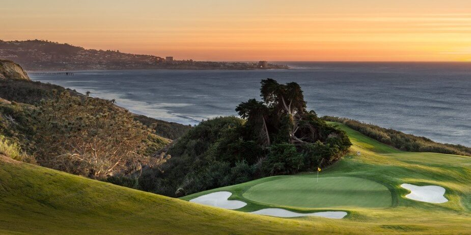 1 Night & 1 Round at Torrey Pines