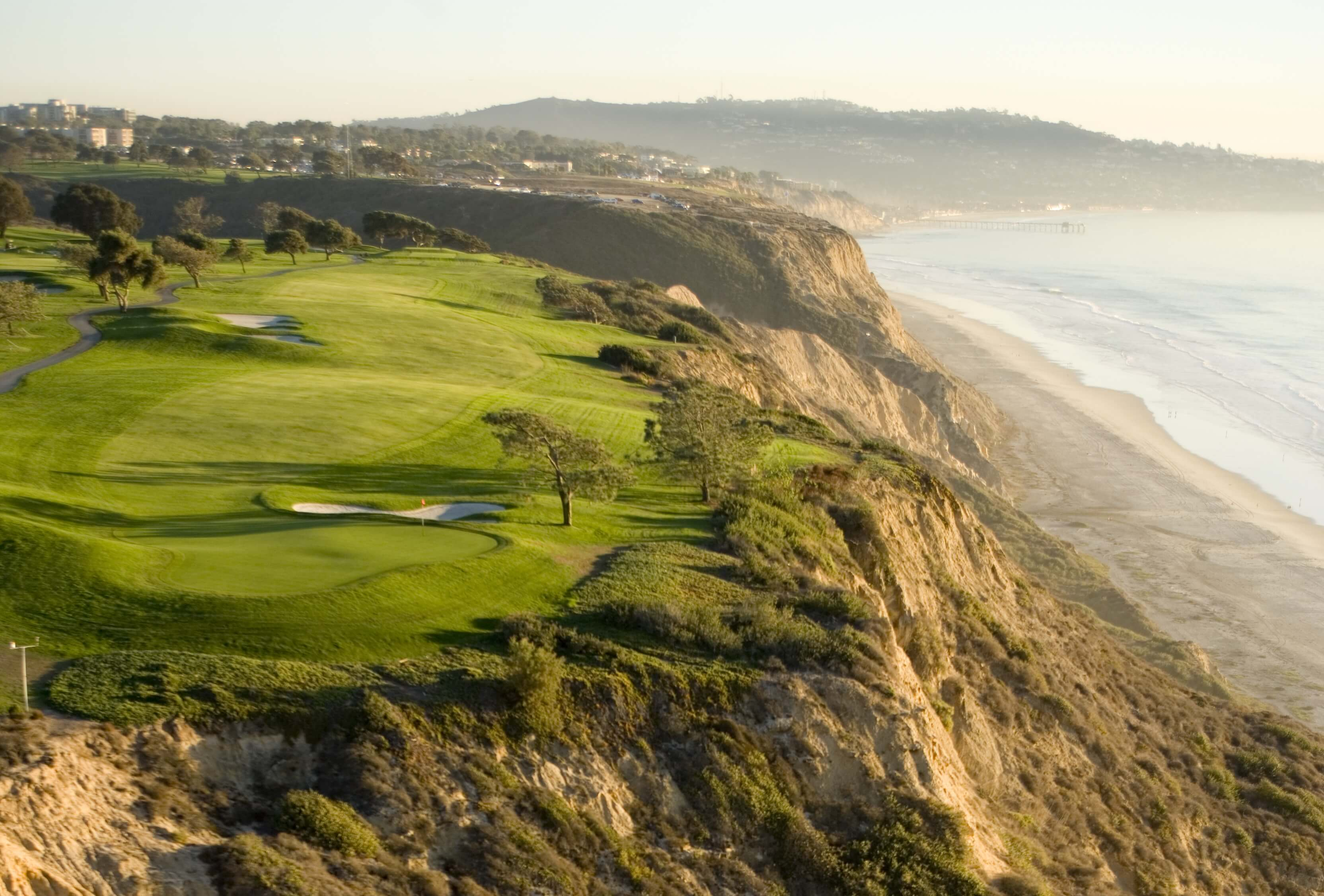 Play the Famous Torrey PInes North and South courses