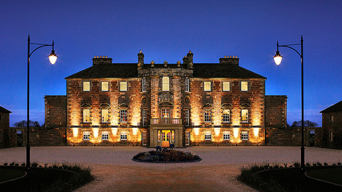 The Archerfield House