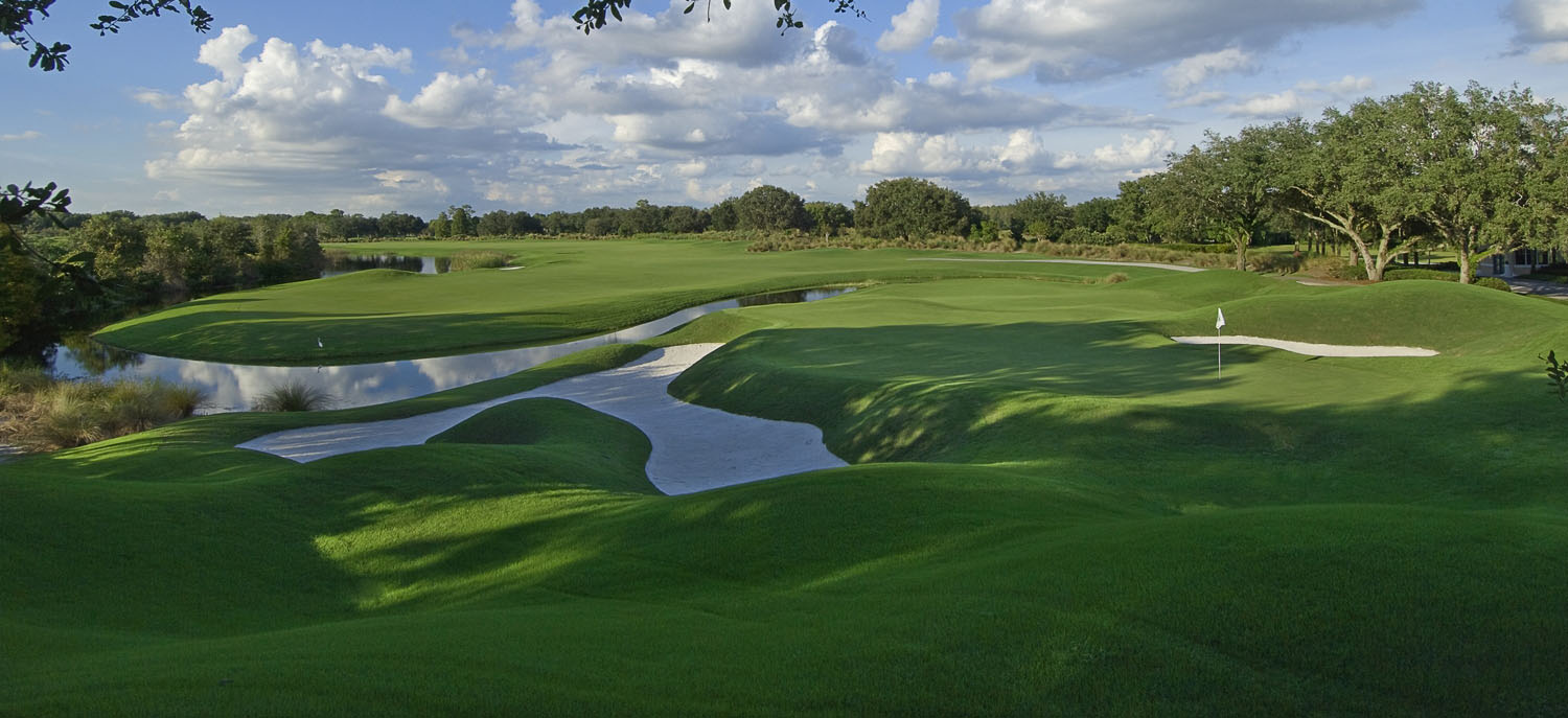 Grand Cypress Golf Club - N.S.E Courses