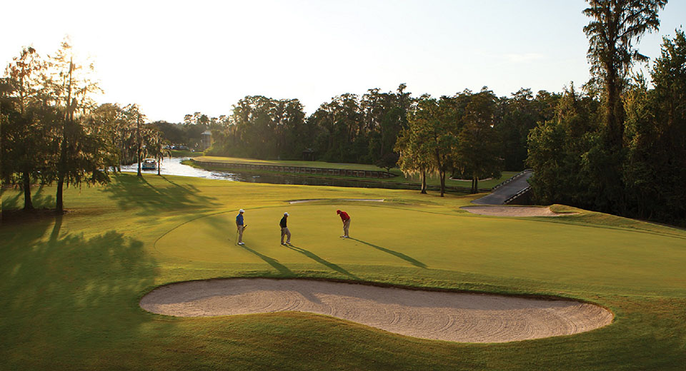 Disney Golf Club -  Lake Buena Vista Course