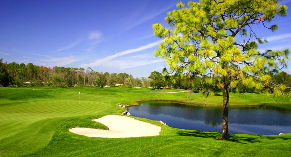 Orange Lake Golf Club - Legends Course