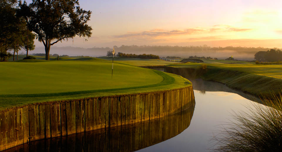 Grand Cypress Golf Club - Links Course (formerly New Course)