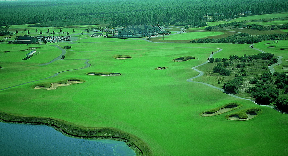 Legends Golf Resort - Parkland Course