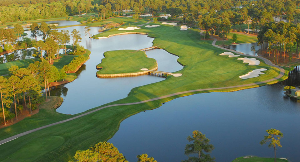 Myrtle Beach National - King's North Course