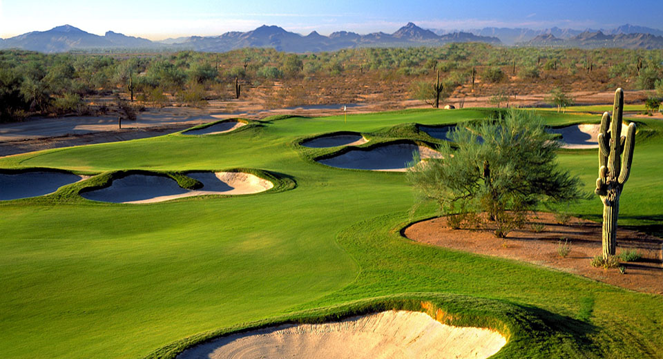 Wildfire Golf Club - Faldo Championship Course