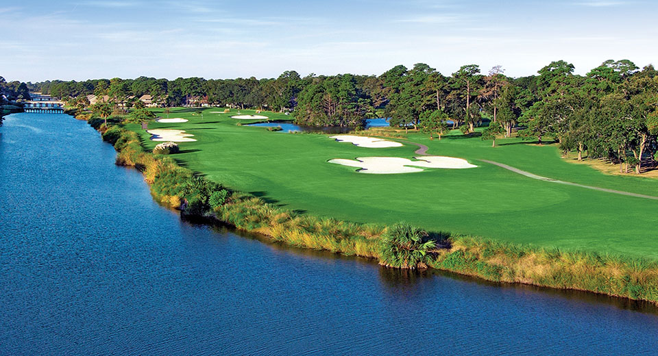 Palmetto Dunes - George Fazio Course