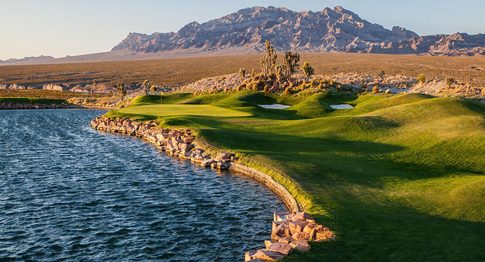 Paiute Golf Resort - Snow Mountain Course