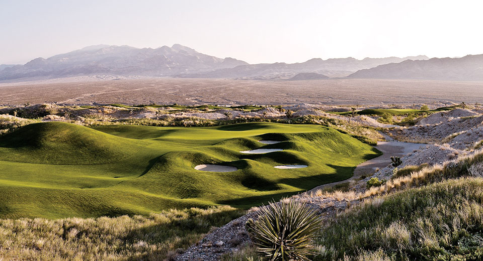 Paiute Golf Resort - Wolf Course