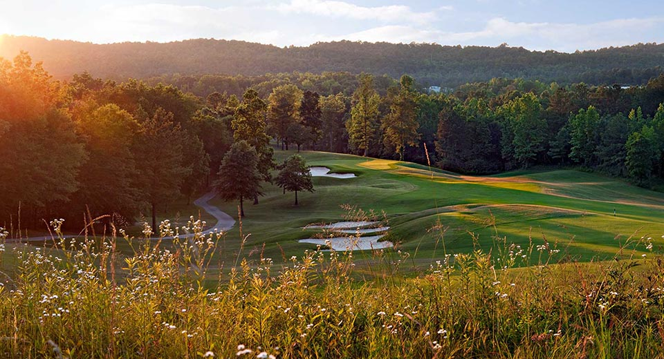 Oxmoor Valley - Valley Course