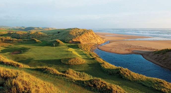 Trump International Golf Links Scotland - Doonbeg