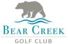 Bear Creek Golf Club Logo