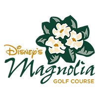 Disney's  Magnolia Golf Course Logo