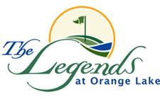 Orange Lake Golf Club - Legends Course Logo