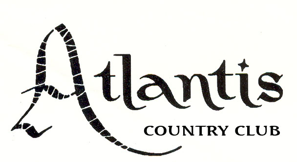 Atlantis Country Club Logo