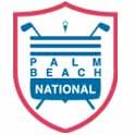 Palm Beach National Logo