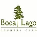 Boca Lago Country Club Logo